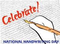 Handwriting-day